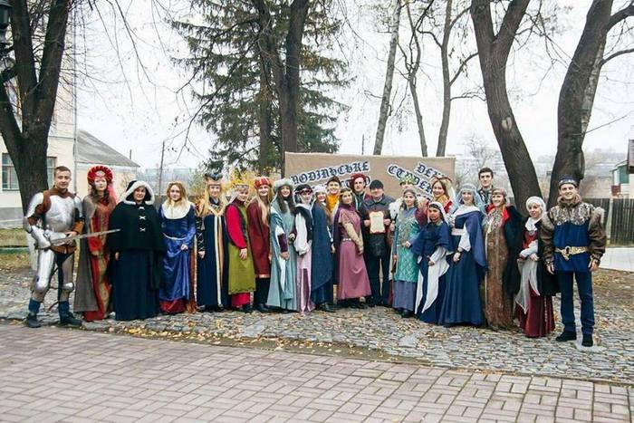Нестандартний підхід до святкування Дня студента від історичного факультету К-ПНУ , фото-1