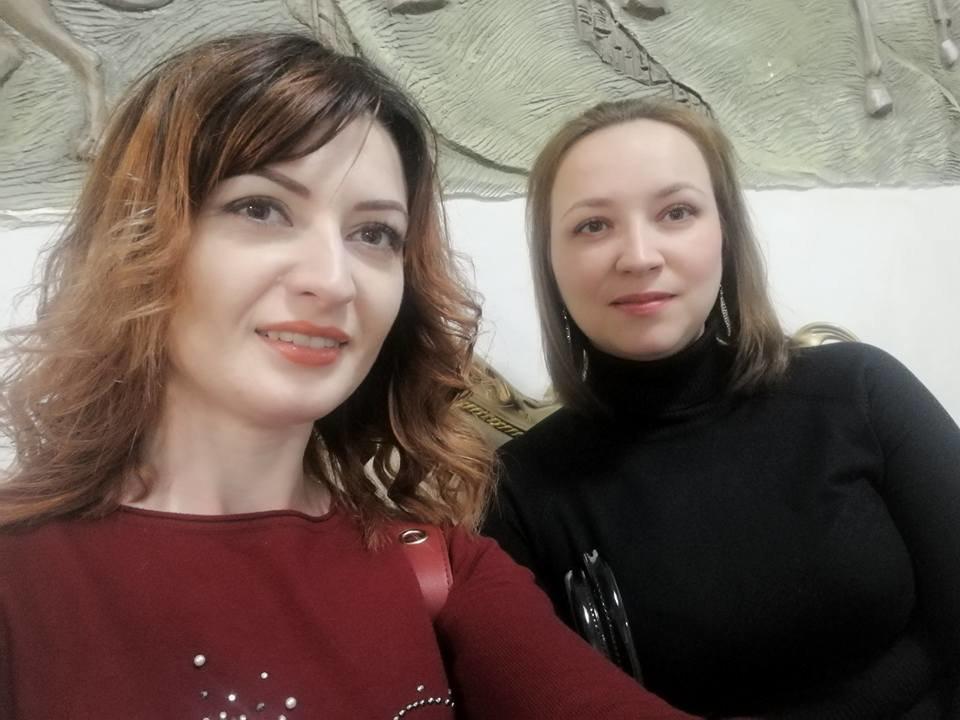 Маргарита Січкар провела майстер-клас для кам'янчанок, фото-4