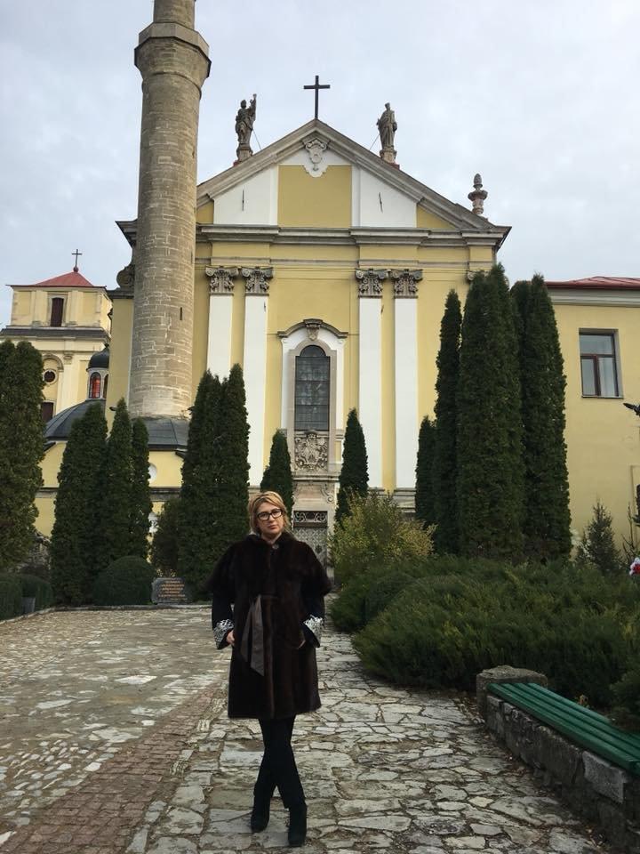 Маргарита Січкар провела майстер-клас для кам'янчанок, фото-1
