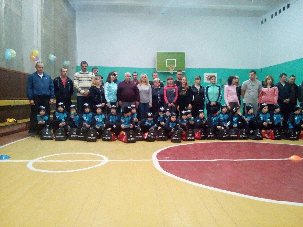 """У Кам'янці відбулось сімейно-спортивне свято під назвою """"Кімната юного футболіста"""", фото-4"""