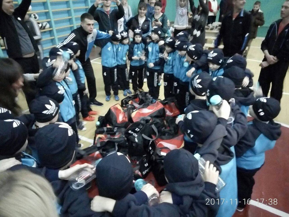 """У Кам'янці відбулось сімейно-спортивне свято під назвою """"Кімната юного футболіста"""", фото-5"""