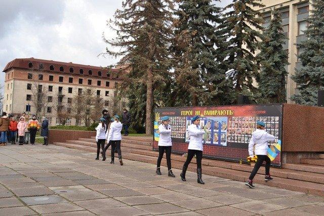У Кам'янці-Подільському провели урочисте зібрання до Дня Гідності та Свободи, фото-1