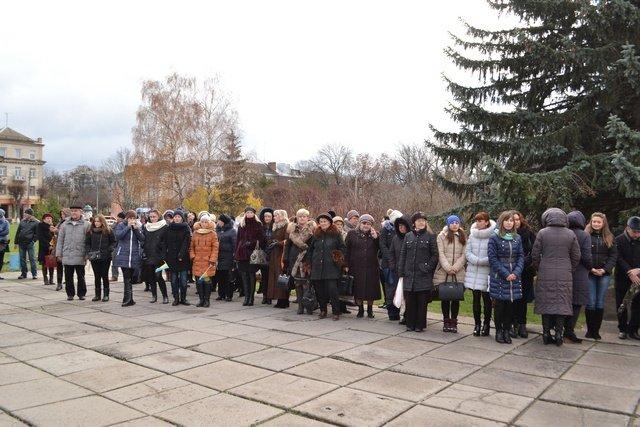 У Кам'янці-Подільському провели урочисте зібрання до Дня Гідності та Свободи, фото-2