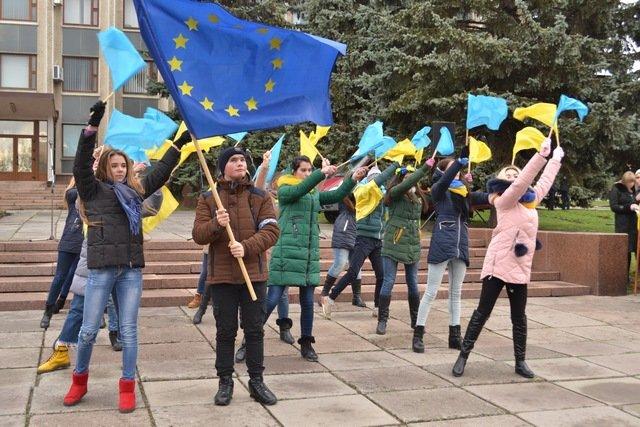 У Кам'янці-Подільському провели урочисте зібрання до Дня Гідності та Свободи, фото-5