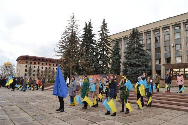 У Кам'янці-Подільському провели урочисте зібрання до Дня Гідності та Свободи, фото-6