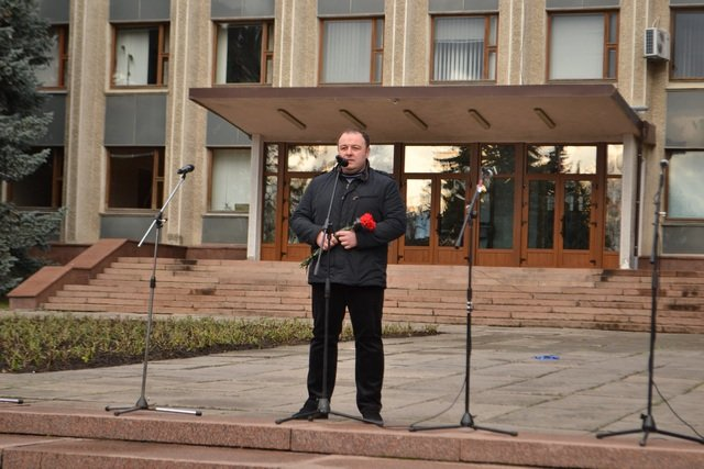У Кам'янці-Подільському провели урочисте зібрання до Дня Гідності та Свободи, фото-7