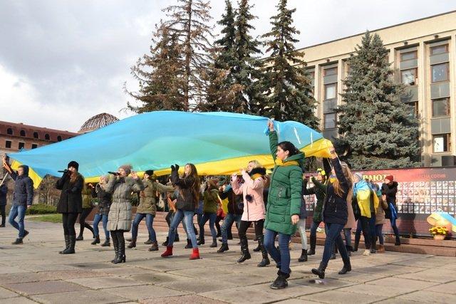 У Кам'янці-Подільському провели урочисте зібрання до Дня Гідності та Свободи, фото-16
