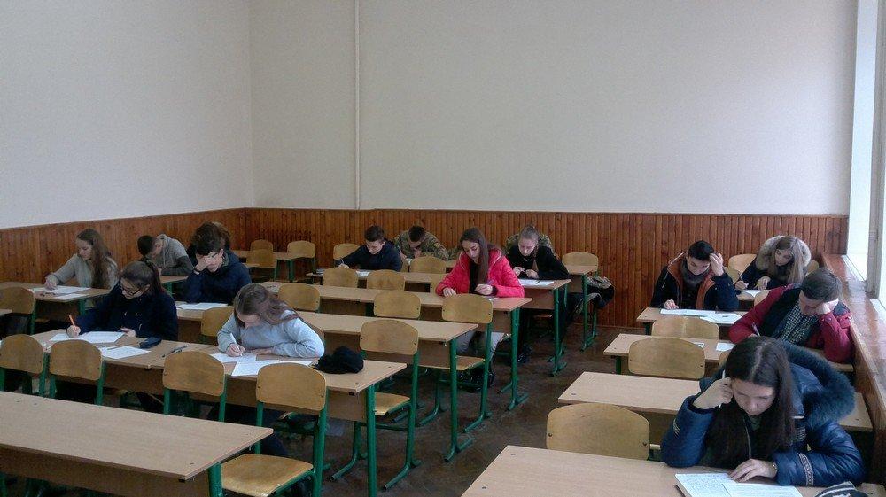 Результати II етапу Всеукраїнських олімпіад: історія, фізика, фото-8