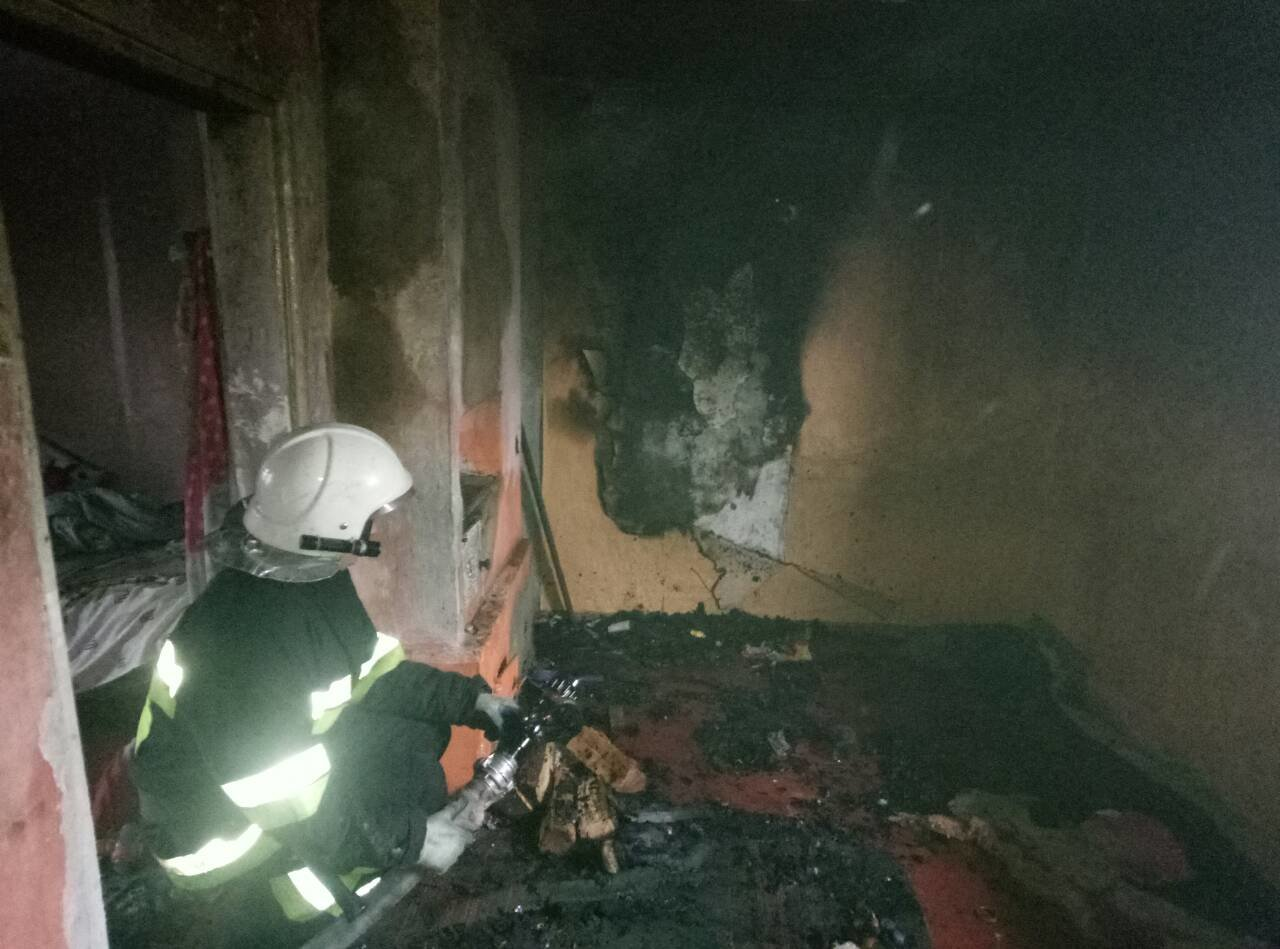 У Кам'янець-Подільському районі під час пожежі загинуло немовля, фото-1
