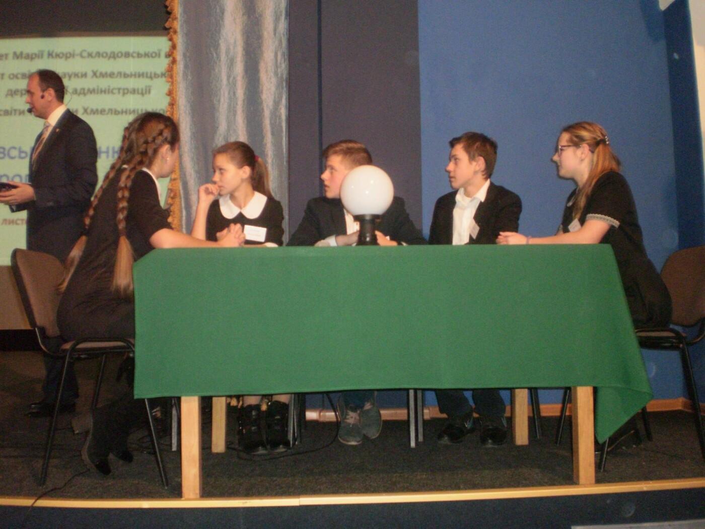 Популяризація євроінтеграційних процесів серед учнівської молоді Хмельниччини, фото-2