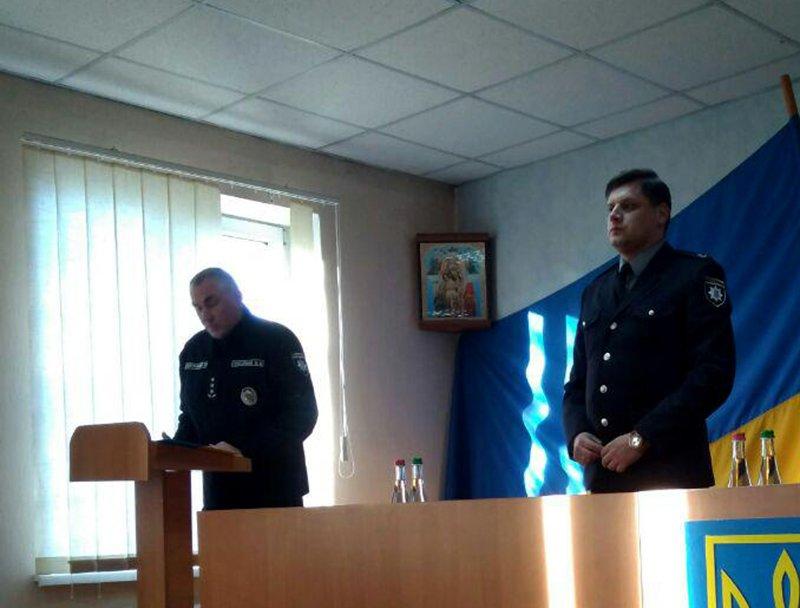 Колишнього очільника Кам'янець-Подільської поліції Бориса Сушицького перевели у Маріупольський район , фото-2