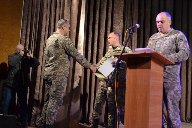 48-ма Кам'янець-Подільська інженерна бригада відзначає другу річницю з дня створення, фото-1