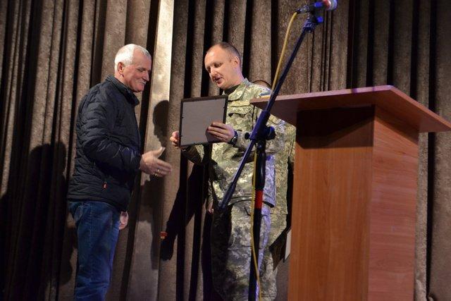 48-ма Кам'янець-Подільська інженерна бригада відзначає другу річницю з дня створення, фото-3