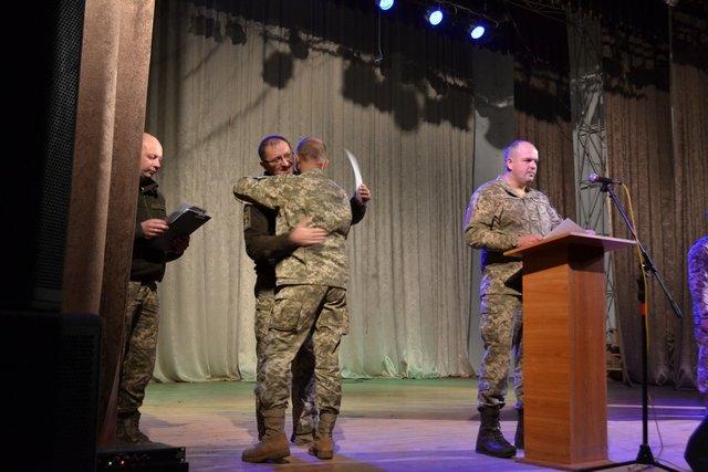 48-ма Кам'янець-Подільська інженерна бригада відзначає другу річницю з дня створення, фото-2