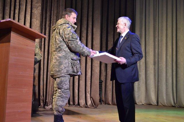 48-ма Кам'янець-Подільська інженерна бригада відзначає другу річницю з дня створення, фото-6