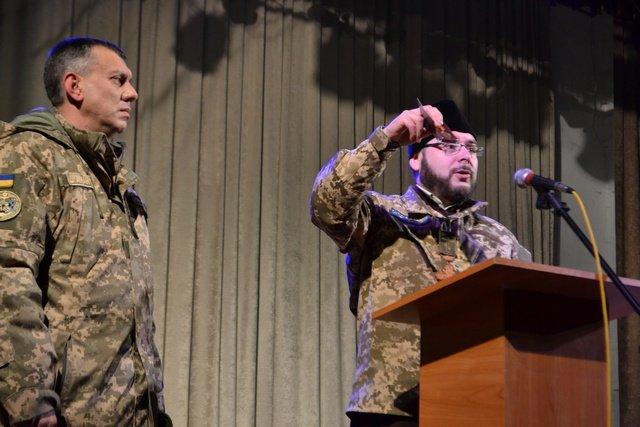 48-ма Кам'янець-Подільська інженерна бригада відзначає другу річницю з дня створення, фото-7