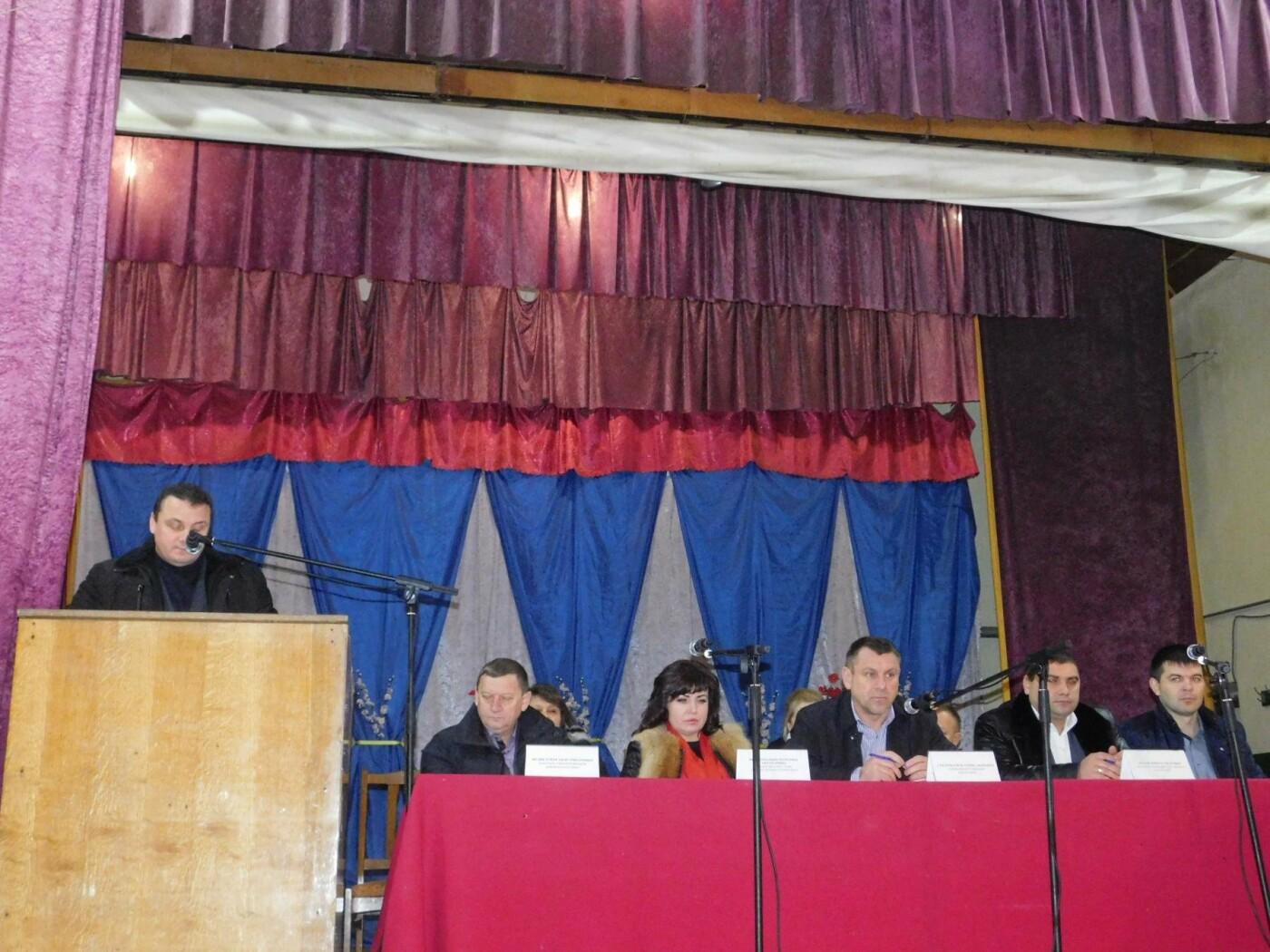 Оринінська сільська рада підвела підсумки роботи: видатки, доходи, населення, виробництво валової продукції, фото-1