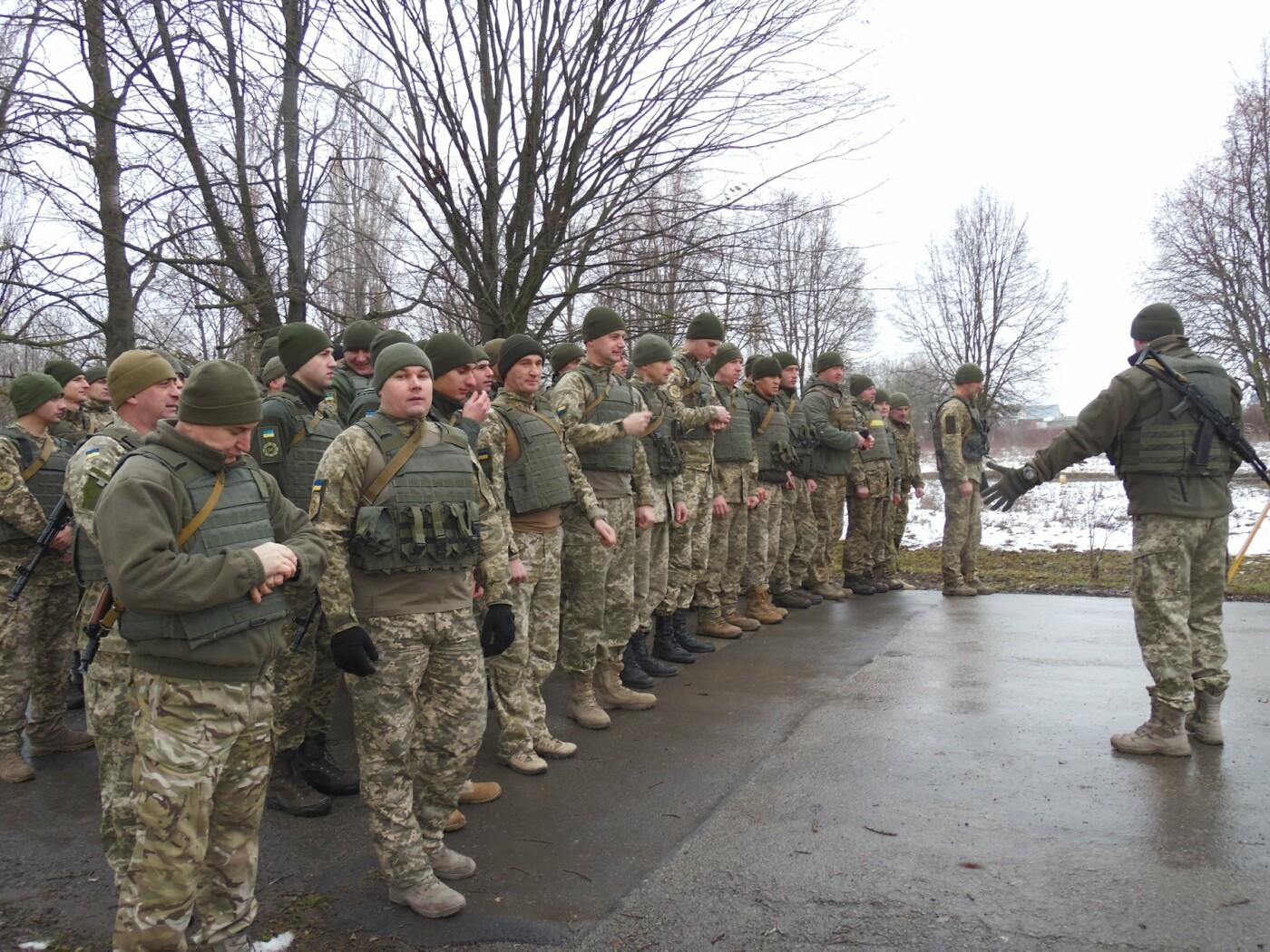 Марш-кидок на 5 км від Центру розмінування в День Збройних Сил України, фото-5