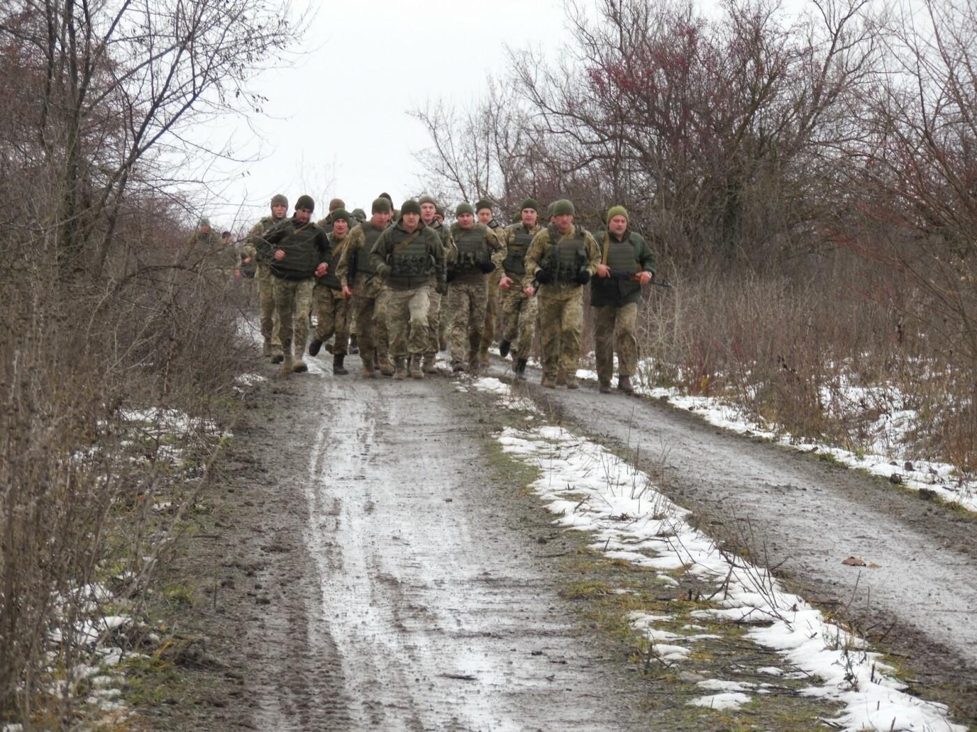 Марш-кидок на 5 км від Центру розмінування в День Збройних Сил України, фото-3