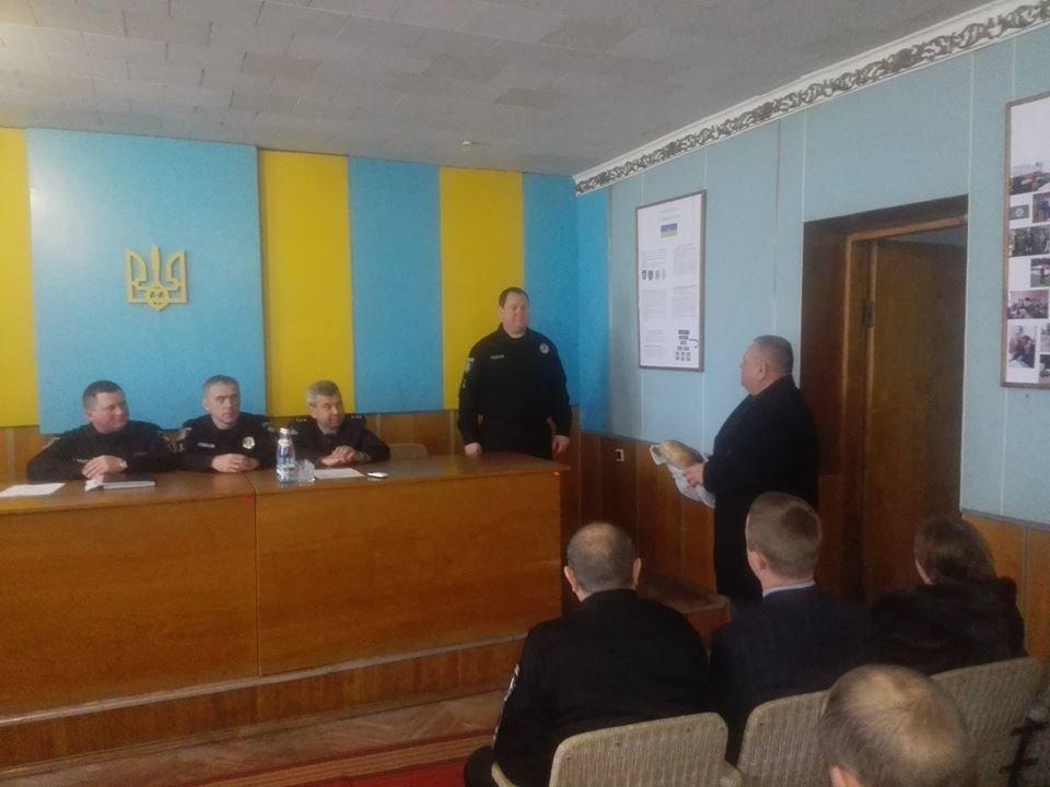 Кам'янеччина та Віньковеччина помінялись начальниками поліції, фото-2
