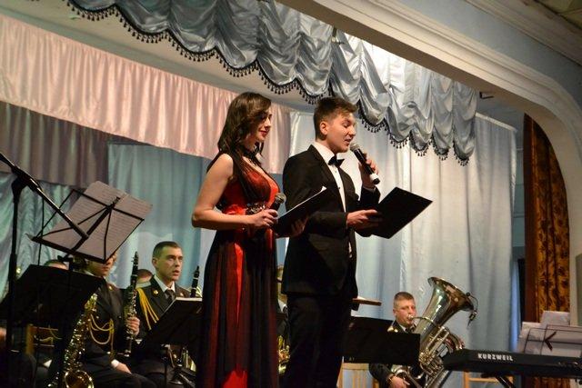 Військовий оркестр Кам'янця відзначив півстолітній ювілей, фото-3