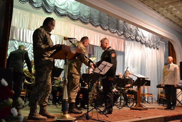 Військовий оркестр Кам'янця відзначив півстолітній ювілей, фото-4