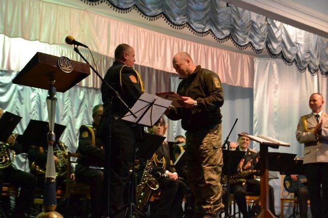 Військовий оркестр Кам'янця відзначив півстолітній ювілей, фото-5