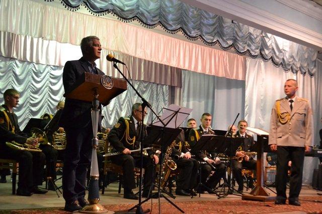 Військовий оркестр Кам'янця відзначив півстолітній ювілей, фото-6