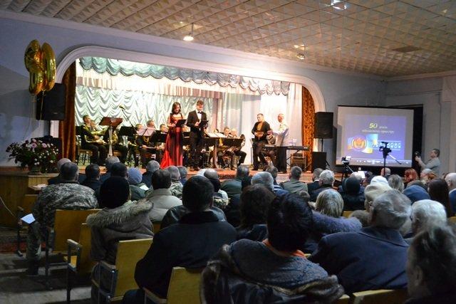 Військовий оркестр Кам'янця відзначив півстолітній ювілей, фото-8