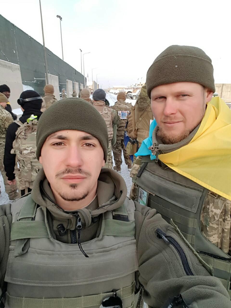 Військові Центру розмінування взяли участь у марші Данкон, фото-3