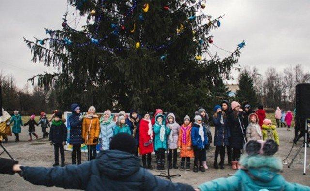 Де в Хмельницькій області найгарніша новорічна ялинка, фото-4