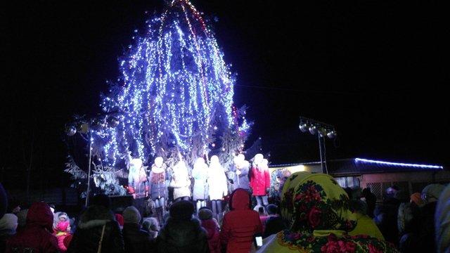 Де в Хмельницькій області найгарніша новорічна ялинка, фото-8