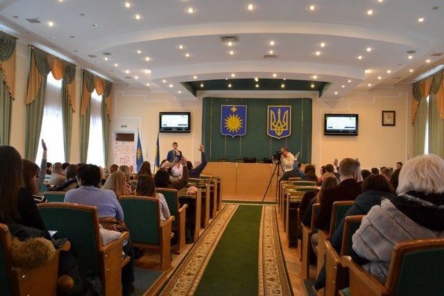 """Національний конкурс """"Молодіжна столиця України"""" в Кам'янці, фото-4"""