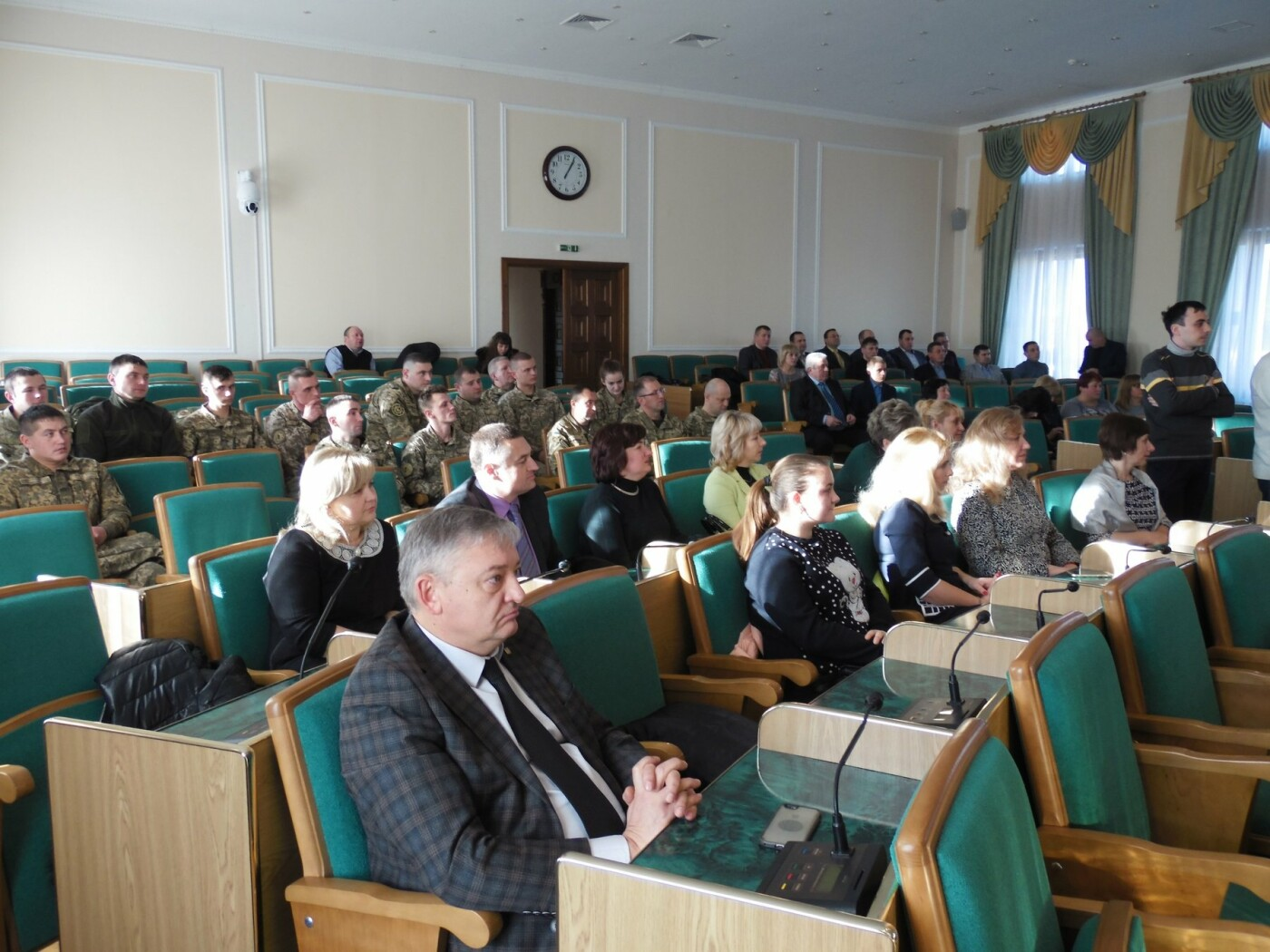 Кам'янецькі військові отримали нагороди від Верховної Ради України, фото-3