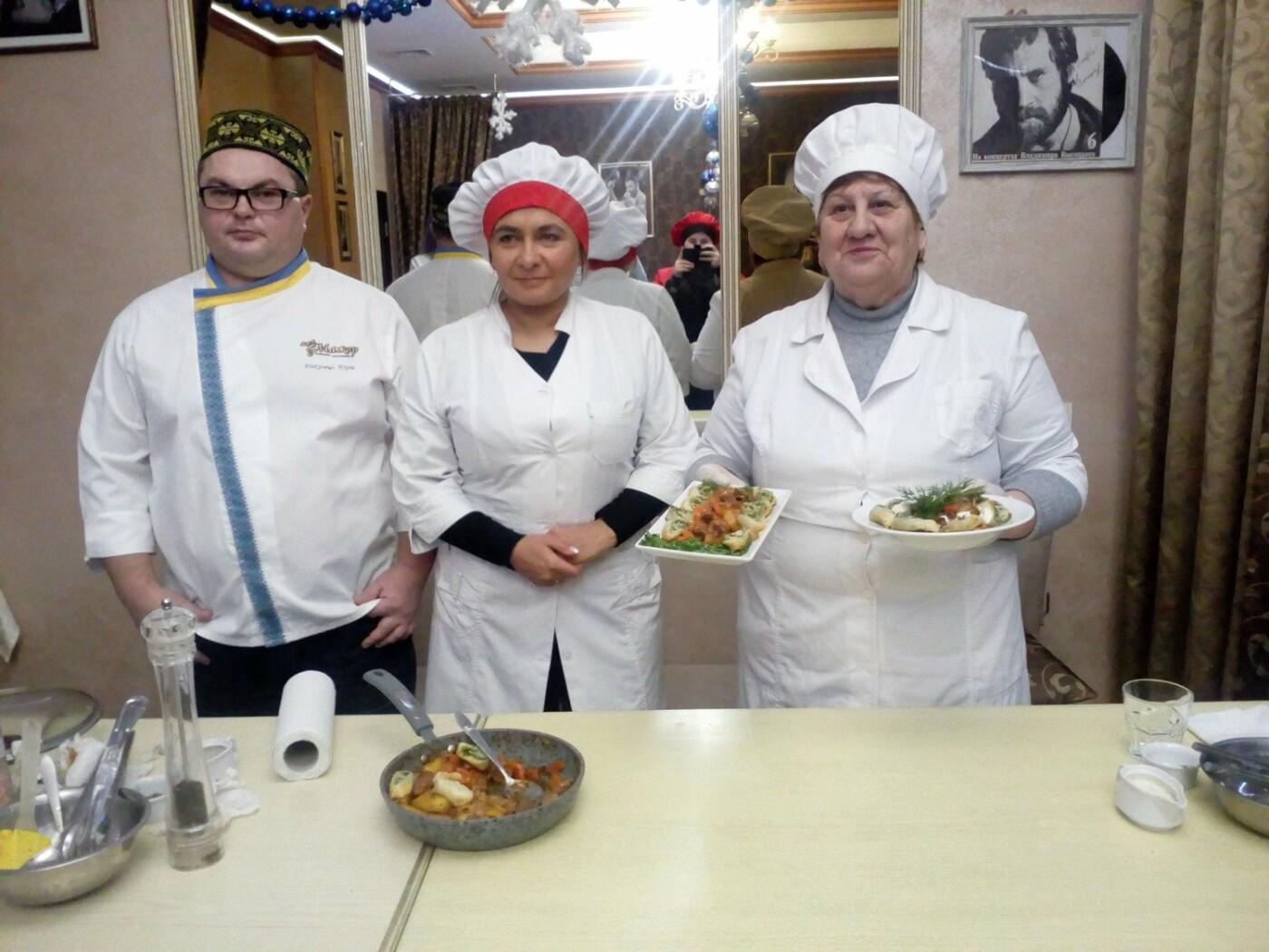 Студенти Подільського центру ПТО відвідали кулінарний майстер-клас у одному із ресторанів Кам'янця, фото-4