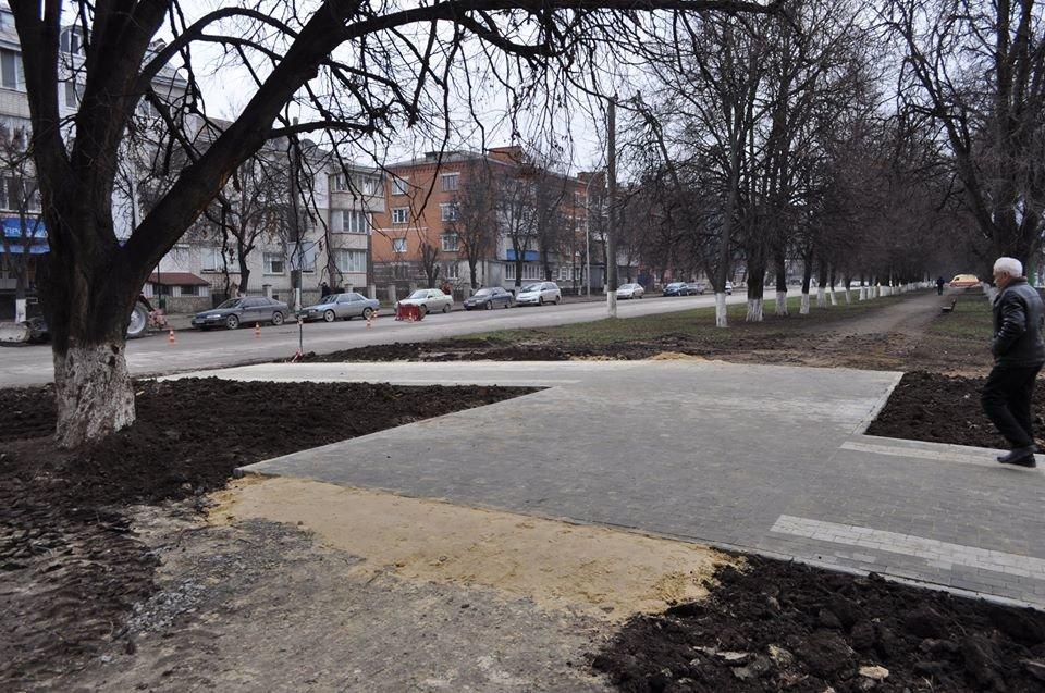 Новий пішохідний перехід на перехресті Грушевського та Тімірязєва, фото-2