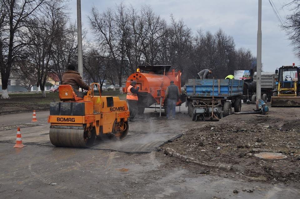 Новий пішохідний перехід на перехресті Грушевського та Тімірязєва, фото-1
