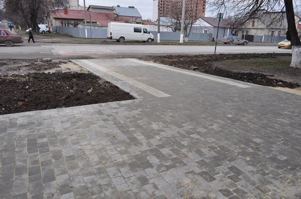 Новий пішохідний перехід на перехресті Грушевського та Тімірязєва, фото-4