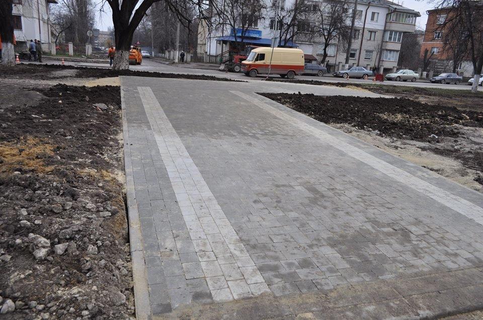Новий пішохідний перехід на перехресті Грушевського та Тімірязєва, фото-5