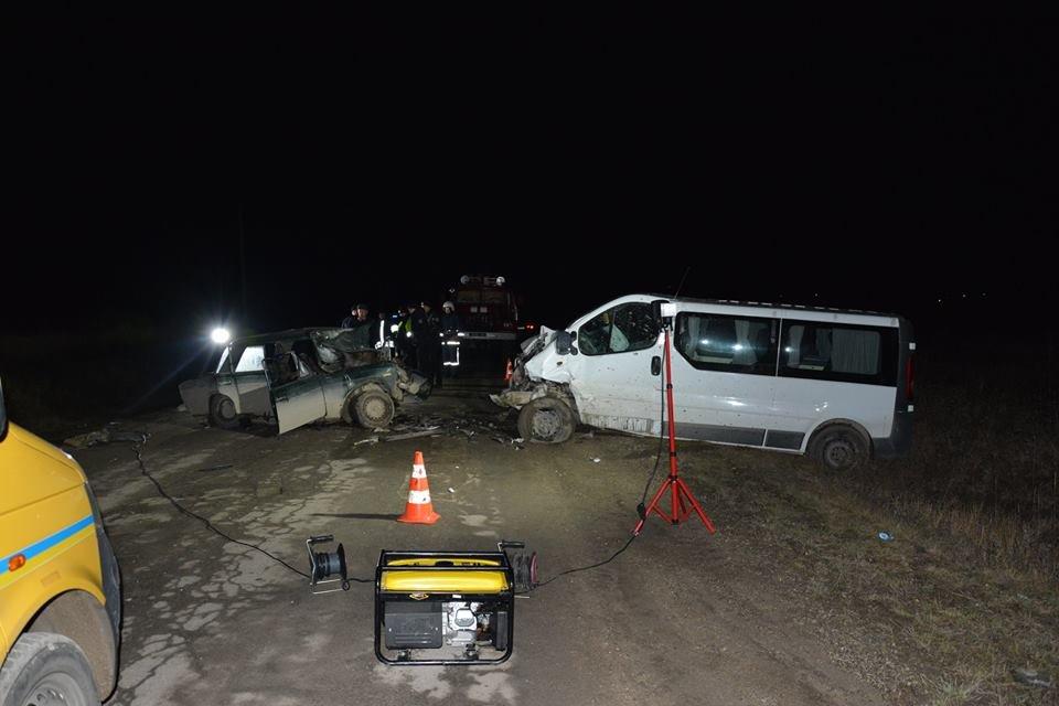 ДТП на Хмельниччині: одна людина загинула та семеро травмованих, фото-1