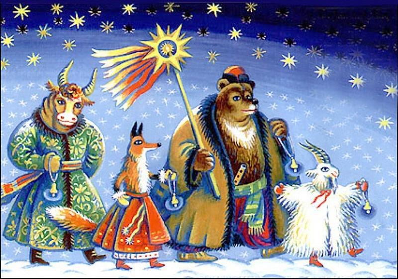 Цикл новорічно-різдвяних свят: засівання, колядування, щедрування, фото-1