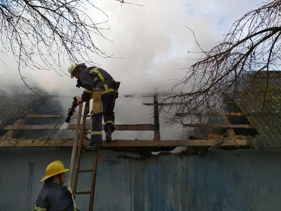 Смертельна пожежа під час Різдва, фото-1