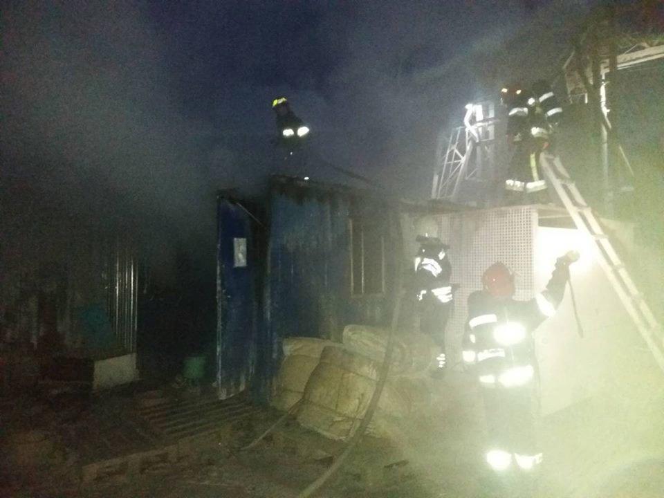 Пожежа у Кам'янці-Подільському, фото-1