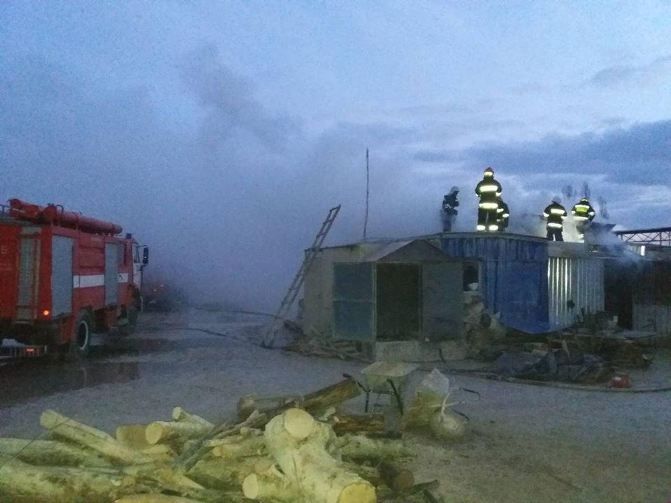 Пожежа у Кам'янці-Подільському, фото-3