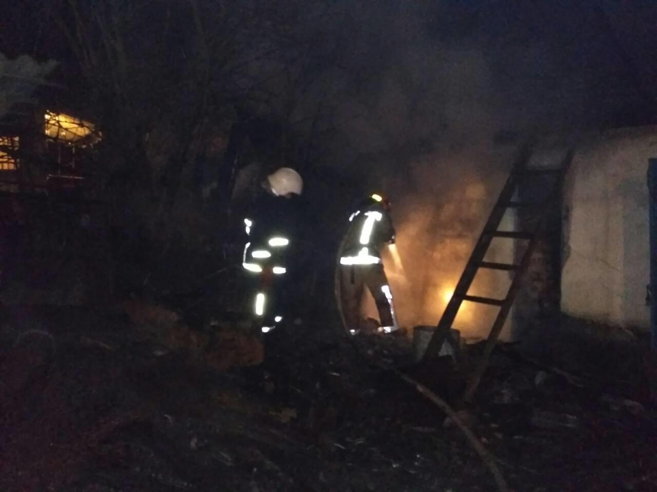 Пожежа у селі Жванець , фото-1