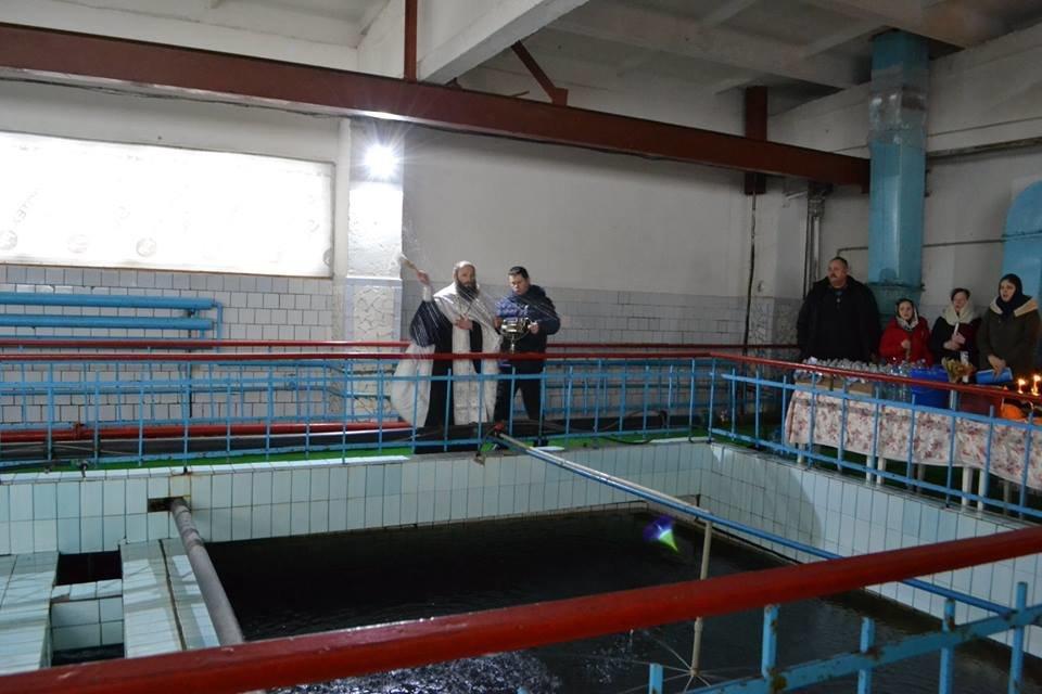 Резервуари з питною водою освячено, фото-4