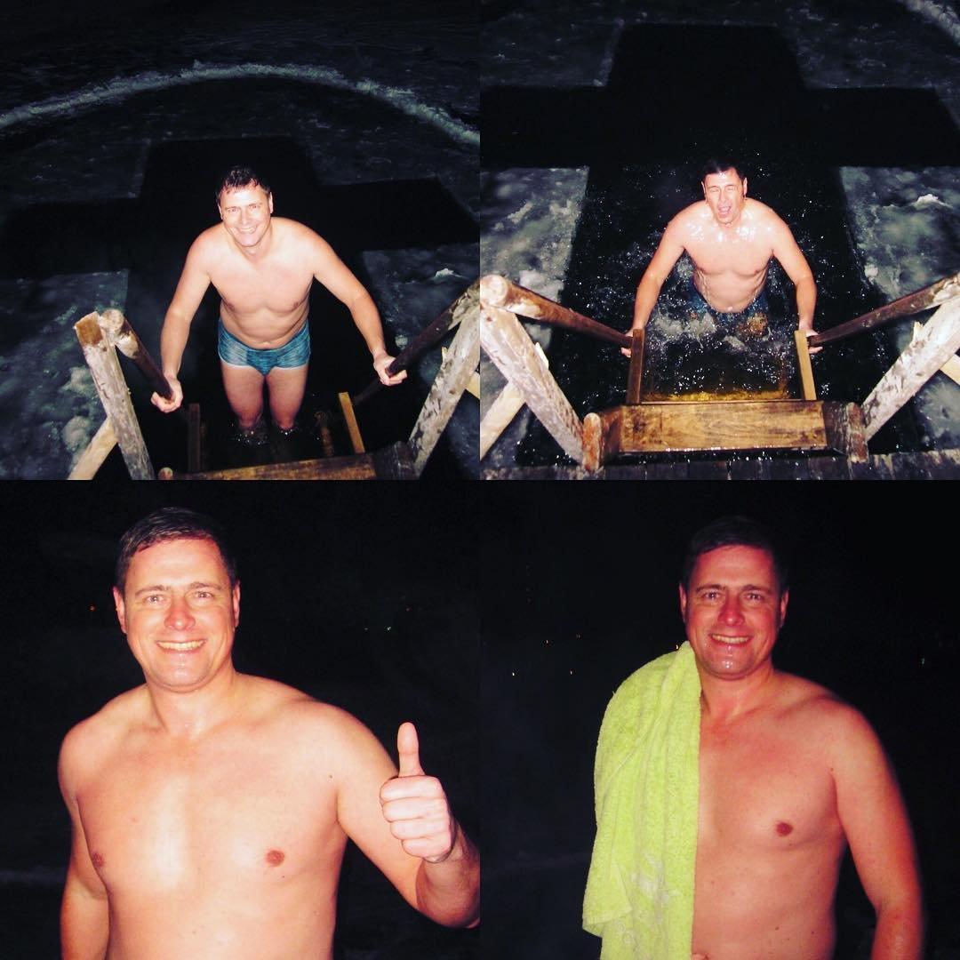 Водохрещенські купання кам'янчан, фото-3