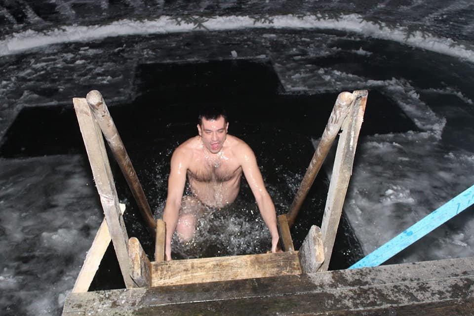 Водохрещенські купання кам'янчан, фото-4