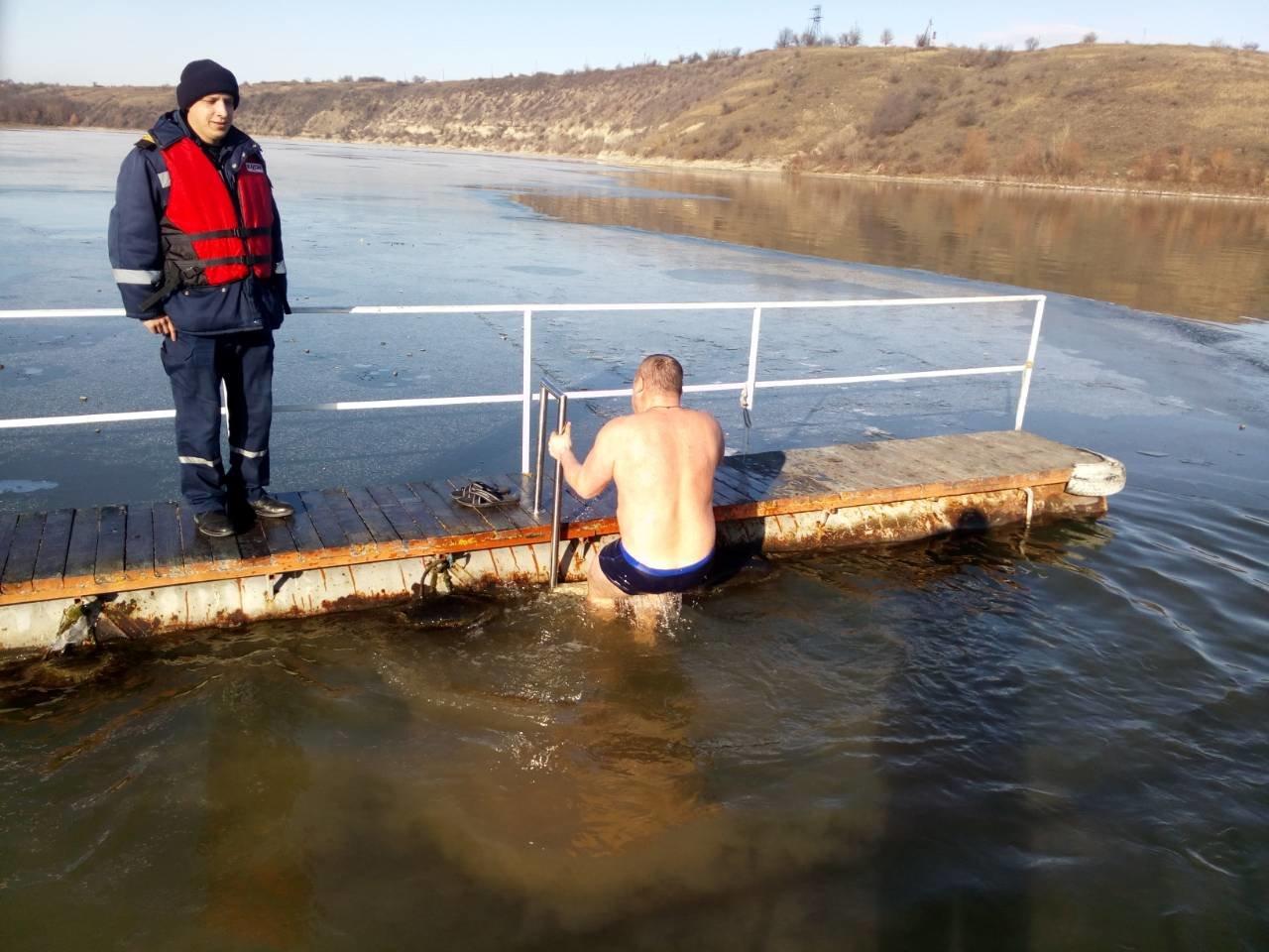 Рятувальники Кам'янеччини подбали про безпеку під час водохрещенських купань, фото-3