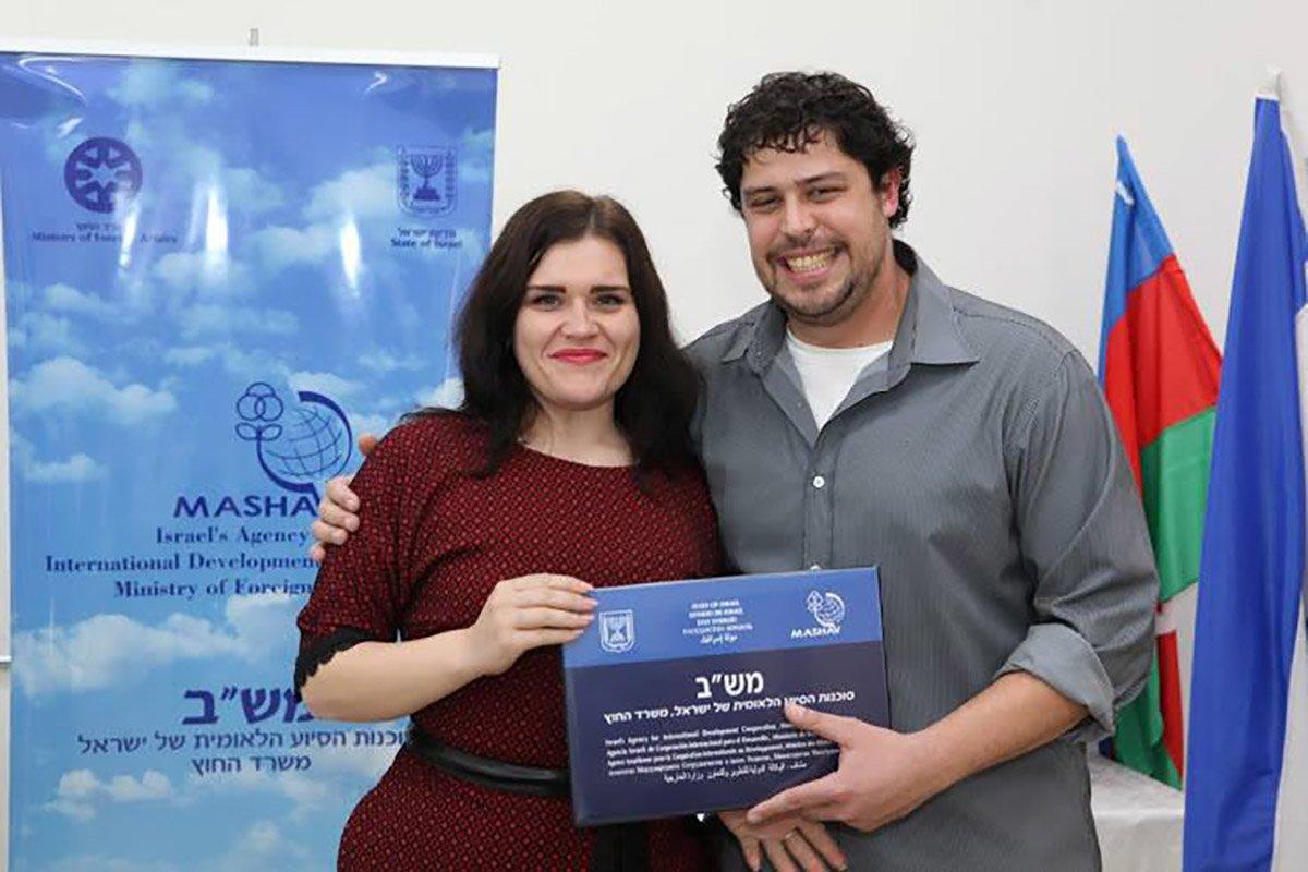 З Ізраїльською освітою познайомилась кам'янчанка у рамках міжнародної програми, фото-4